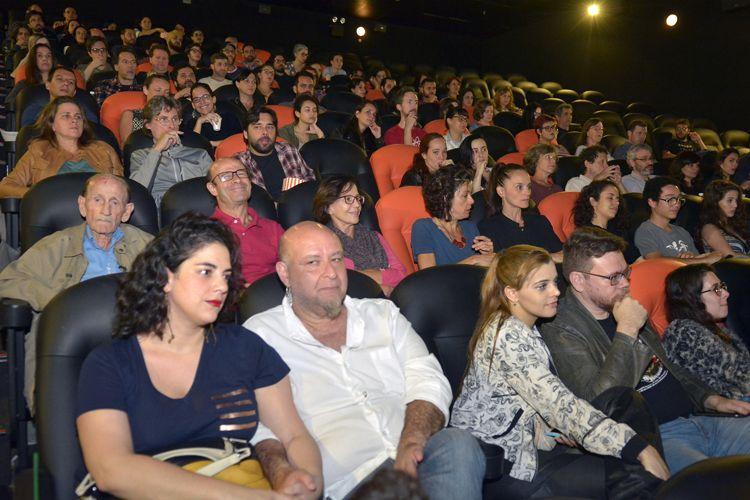 Espaço Itaú de Cinema - Frei Caneca 1 / Público na sessão do filme Severina, de Felipe Hirsch