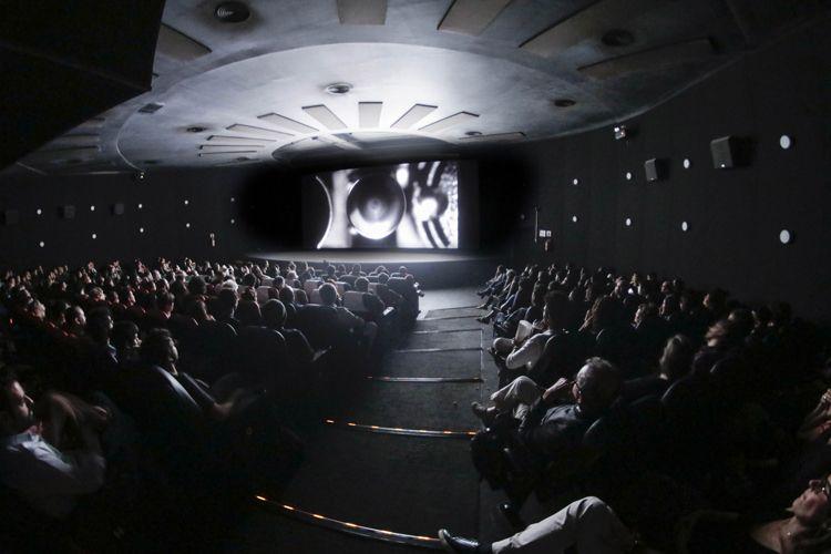 Espaço Itaú de Cinema - Augusta 1 / Público para a sessão do filme Beijo no Asfalto, de Murilo Benício