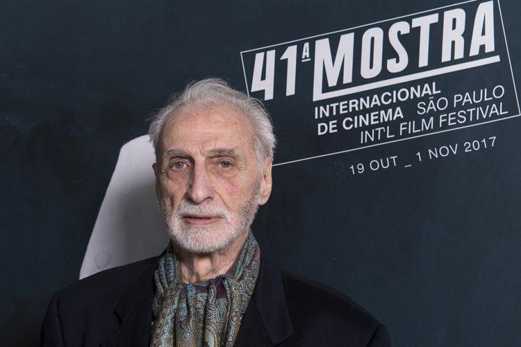 Diretor Paul Vecchiali, um dos homenageados da 41ª Mostra