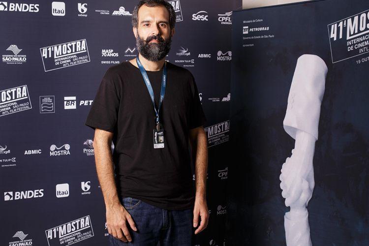 Diego di Niglio, diretor do filme Aurora 1964