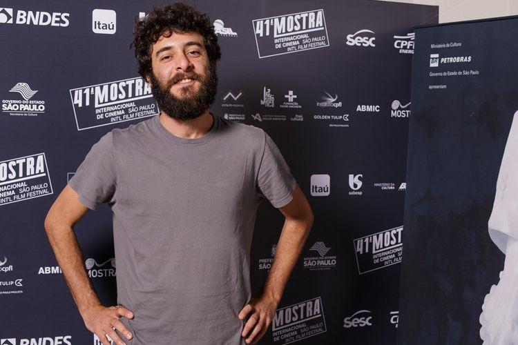 Vitor Graize, produtor do filme Arábia, de João Dumans