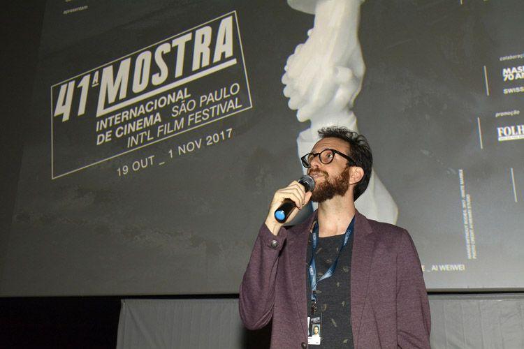 Espaço Itaú de Cinema - Frei Caneca 3 / Victor Ribeiro (diretor) apresenta o seu filme Aqualoucos