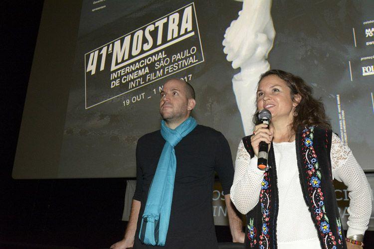 Espaço Itaú de Cinema - Frei Caneca 3 / Shahaf Peled e Saskia Vischer (produtores) apresentam o filme A Canção dos Escorpiões