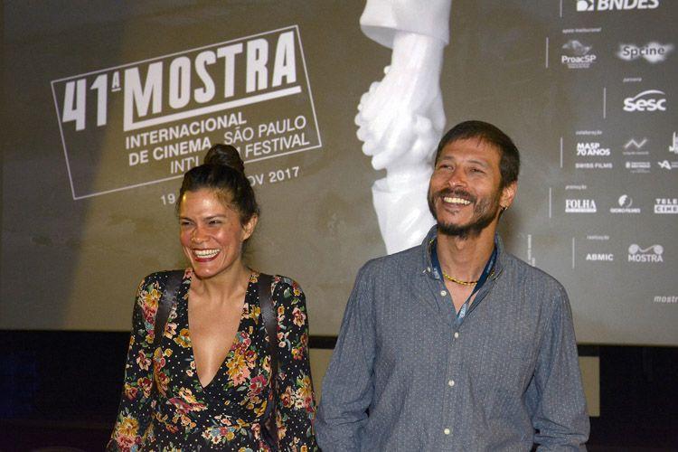 Espaço Itaú de Cinema - Frei Caneca 4 / Os atores Alexander Betancur e Valentina Gómez apresentam o filme Sete Cabeças