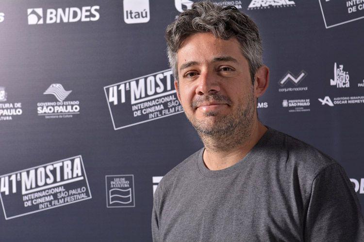 Tiago Arakilian, diretor do filme Antes que Eu Me Esqueça