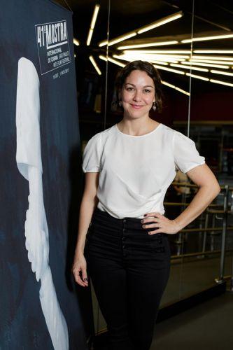 Catalina Mesa, diretora do filme Jericó, O Infinito Voo dos Dias
