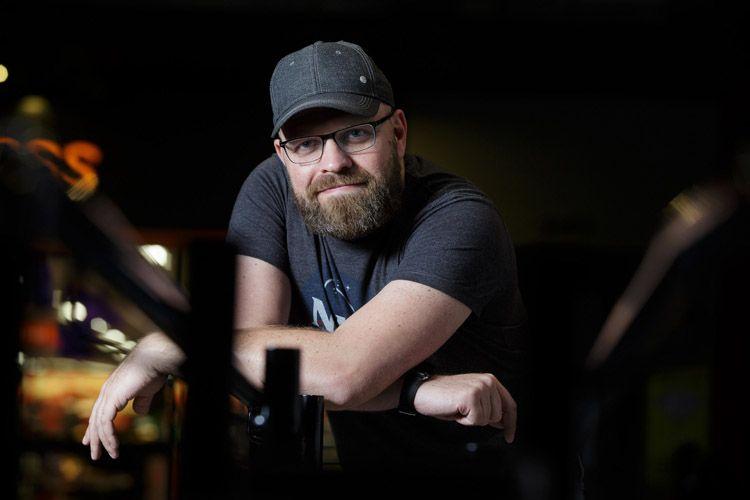 Ricardo Laganaro, diretor do filme Step to the Line