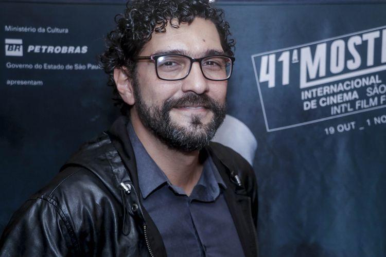 Felipe Bragança, diretor do filme Não Devore Meu Coração