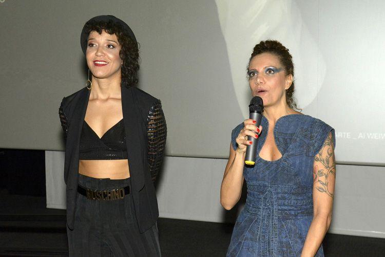 Espaço Itaú de Cinema - Frei Caneca 2 / As diretoras Roberta Estrela D`Alva e Tatiana Lohmann apresentam a sessão de seu filme Slam: Voz de Levante