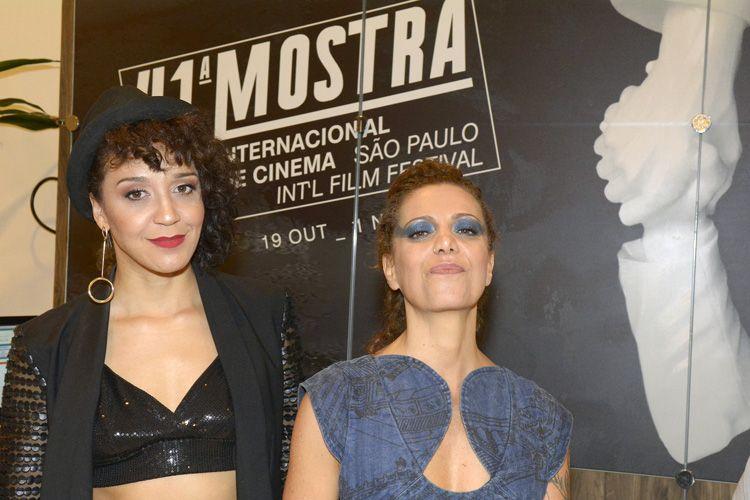 Espaço Itaú de Cinema - Frei Caneca 2 / As diretoras Roberta Estrela D`Alva e Tatiana Lohmann presentes na sessão de seu filme Slam: Voz de Levante