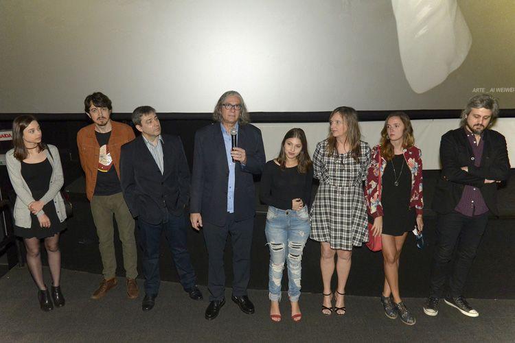 Espaço Itaú de Cinema - Frei Caneca 1 / Carlos Gerbase (diretor) e sua equipe apresentam o filme Bio
