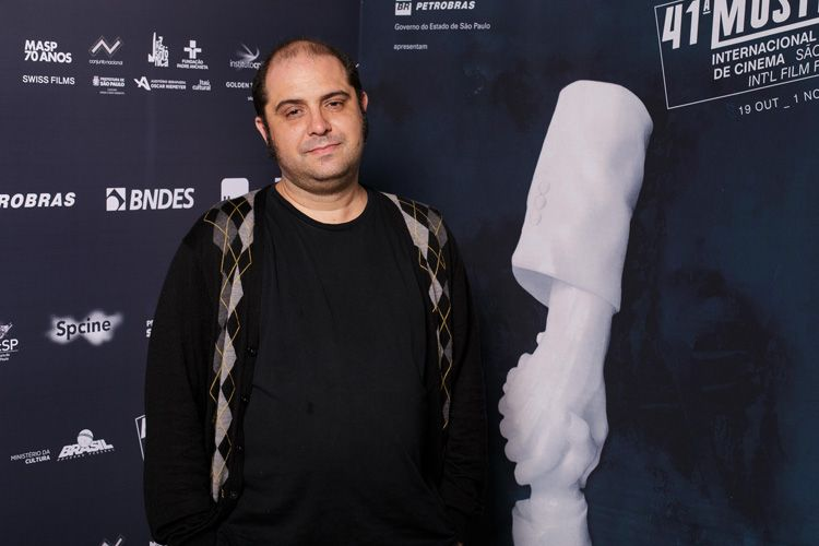 Rodrigo Letier, produtor dos filmes Gabriel e a Montanha, de Felipe Barbosa, e O Nome da Morte, de Henrique Goldman