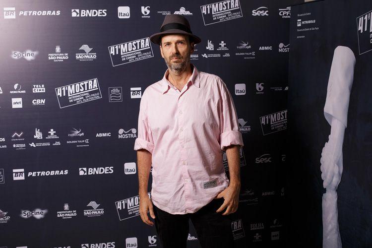 Lula Buarque, diretor do filme O Muro