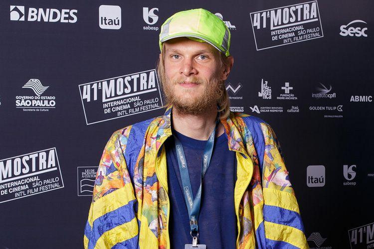 Kim Ekberg, diretor do filme O Vento Sopra Onde Quer