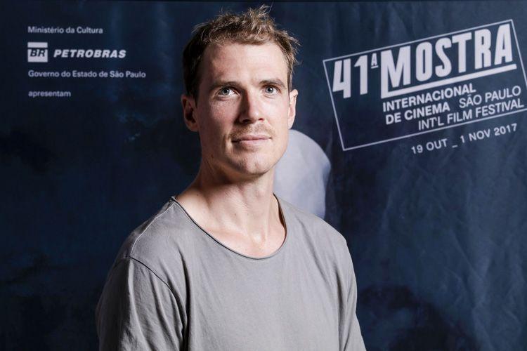 Gustav Ågerstrand, diretor de fotografia do filme O Vento Sopra Onde Quer, dirigido por Kim Ekberg
