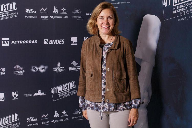 Catherine Ann Berger, diretora da Swiss Films
