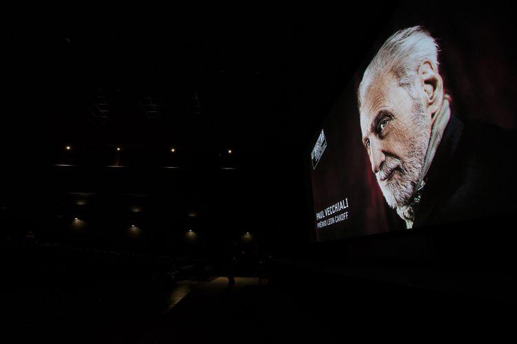 Cinesesc / Homenageado da noite, o diretor Paul Vecchiali recebe o Prêmio Leon Cakoff