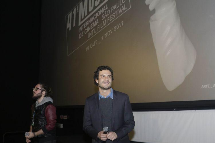 Espaço Itaú de Cinema - Frei Caneca 1 / O diretor Felipe Barbosa apresenta seu filme Gabriel e a Montanha