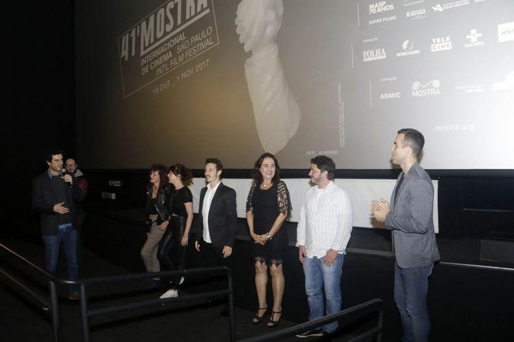 Espaço Itaú de Cinema - Frei Caneca 1 / Felipe Barbosa, diretor de Gabriel e a Montanha, apresenta a equipe do filme