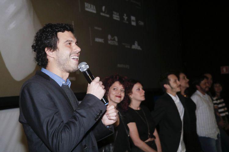 Espaço Itaú de Cinema - Frei Caneca 1 / Felipe Barbosa e a equipe do filme, apresentam a sessão de Gabriel e a Montanha
