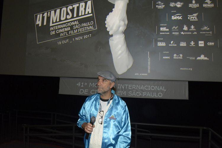 Espaço Itaú de Cinema - Frei Caneca 3 / O diretor Jo Sol apresenta seu filme Viver e Outras Ficções