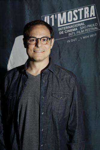 Ricardo Mehedff, diretor do filme Foro Íntimo