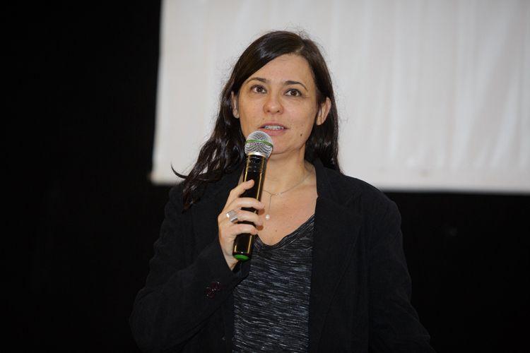 Cine Caixa Belas Artes 2 / Homenagem a Alain Tanner – Entrega do Prêmio Leon Cakoff / Renata de Almeida, diretora da Mostra