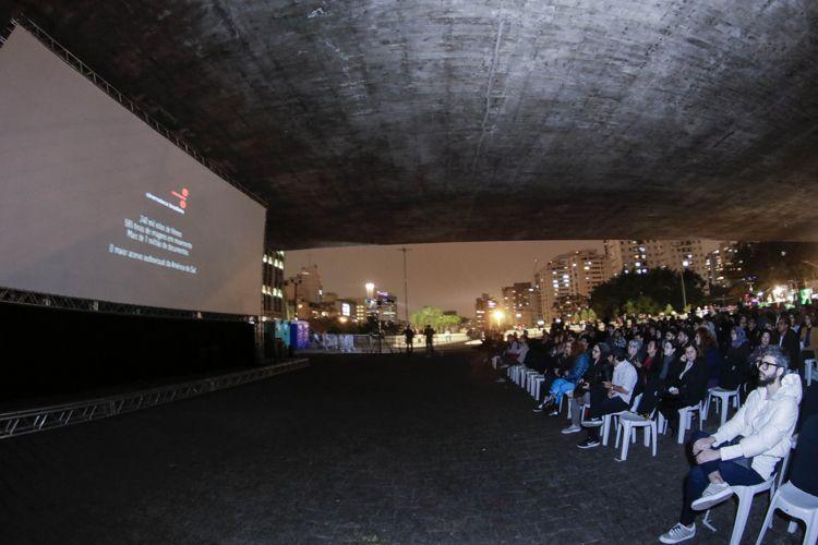 Vão Livre do Masp / Exibição do filme O Padre e a Moça, de Joaquim Pedro de Andrade