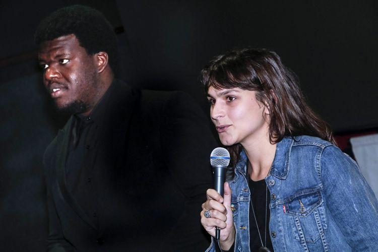 Reserva Cultural 2 / Sessão do filme Praça Paris, de Lucia Murat. Digão Ribeiro (ator), Gabriela Amadei (produtora)