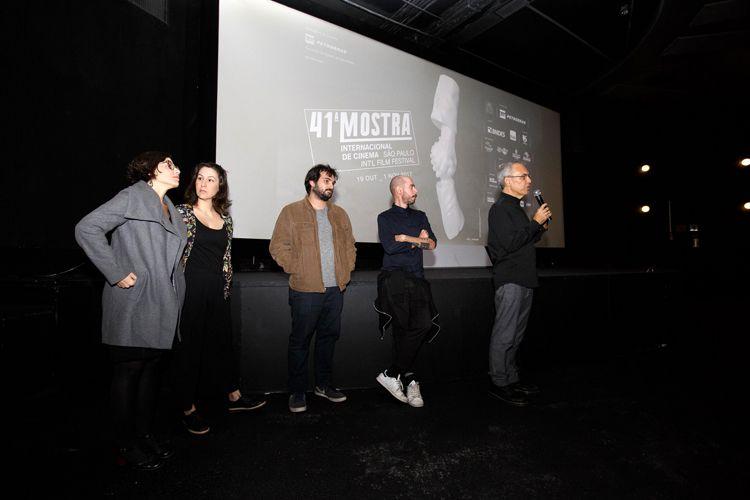 Espaço Itaú de Cinema - Augusta 1 / Besilario Franca, diretor de Soldados do Araguaia, e a equipe do filme, apresentam a sessão