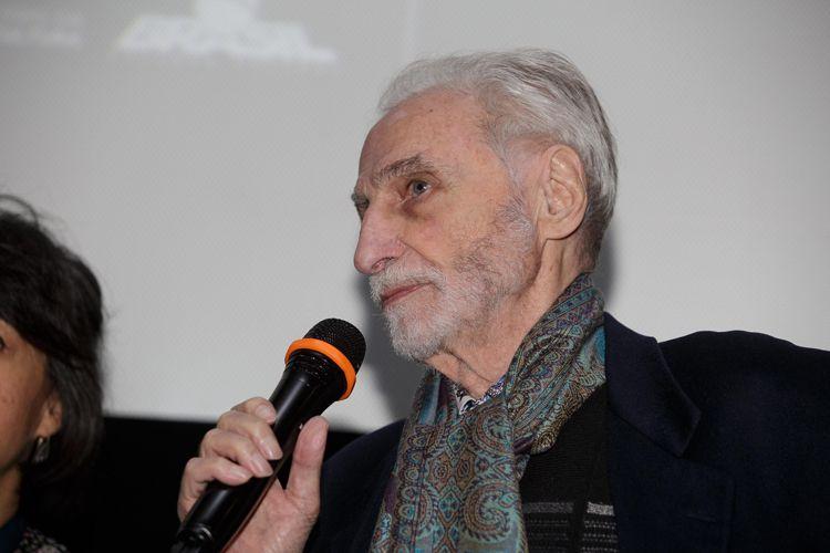 Espaço Itaú de Cinema - Augusta 4 / O diretor Paul Vecchiali apresenta a sessão de seu filme Le Café des Jules