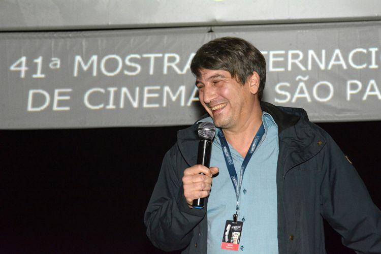 Espaço Itaú de Cinema - Frei Caneca 3 / Fabian Daub (diretor) apresenta seu filme Minha Transilvânia - Vencedores e Perdedores