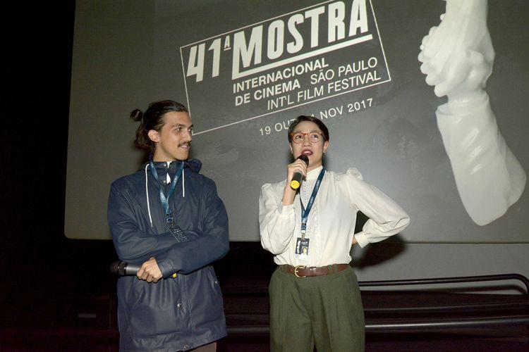 Espaço Itaú de Cinema - Frei Caneca 2 / Tomás von der Osten (diretor de som) e Aline Belfort (diretora de fotografia) apresentam o filme Antònio Um Dois Três, de Leonardo Mouramateus