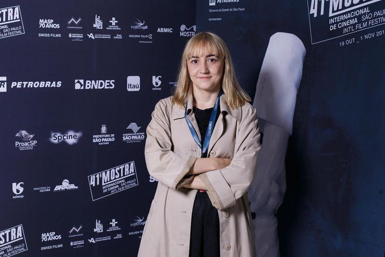 Rikke Tambo Andersen, produtora do filme Amantes