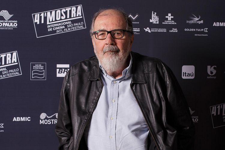 Cacá Diegues, diretor do filme Quando o Carnaval Chegar