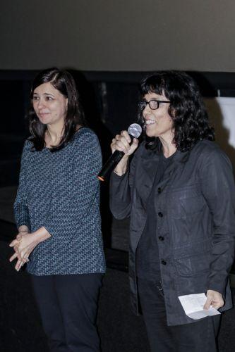 Espaço Itaú de Cinema - Frei Caneca 1 / Daniela Thomas (diretora) e Renata de Almeida (diretora da Mostra) apresentam a sessão de Vazante