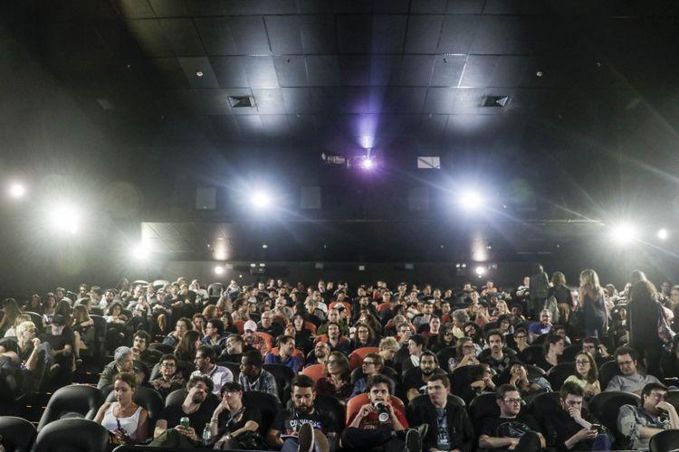 Espaço Itaú de Cinema - Frei Caneca 1 / Público na sessão do filme Vazante, de Daniela Thomas