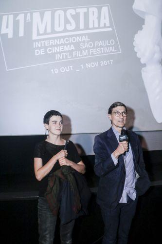 Espaço Itaú de Cinema - Frei Caneca 5 / Elene Naveriani, diretora do filme Eu Sou Uma Verdadeira Gota de Sol na Terra, com George Gachot, diretor do curta-metragem Caixas de Música