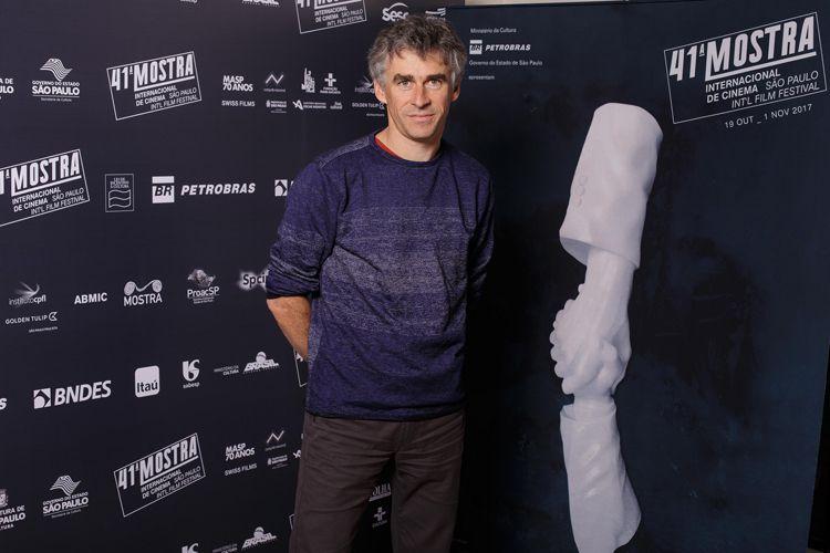 Samuel Chalard, diretor do filme Favela Olímpica