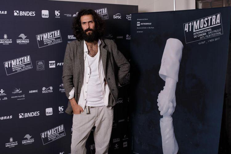 Gregório Gananian, diretor do filme Inaudito