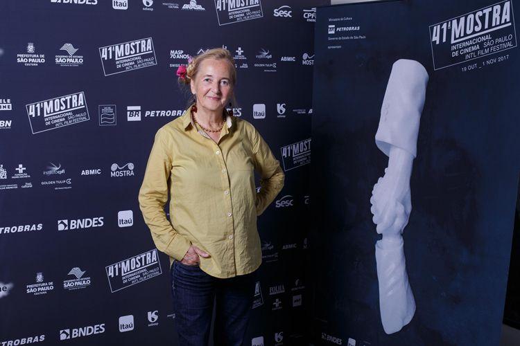 Alice Schimid, diretora do filme A Garota do Lago Änzie