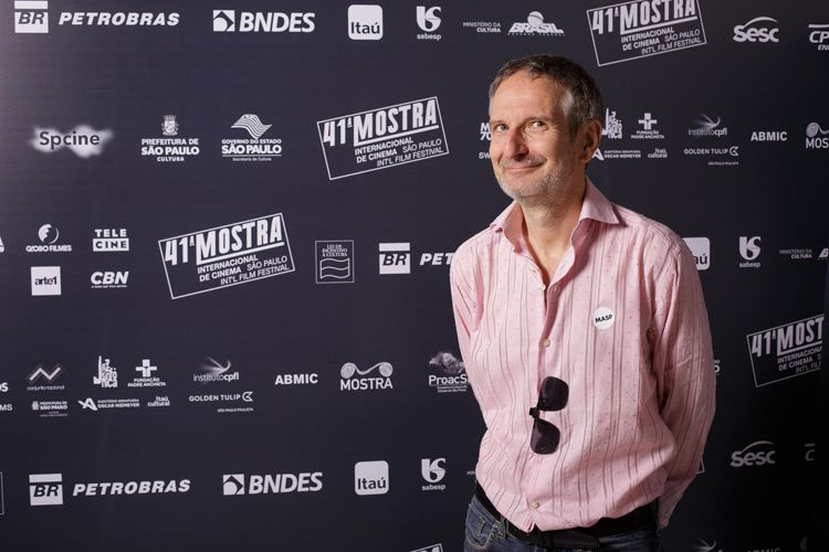 Thomas Haemmerli, diretor do filme Eu Sou a Gentrificação: Confissões de Um Canalha