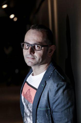Hique Montanari, diretor do filme Yonlu