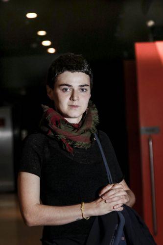 Elene Naveriani, diretora do filme Eu Sou uma Verdadeira Dota de Sol na Terra
