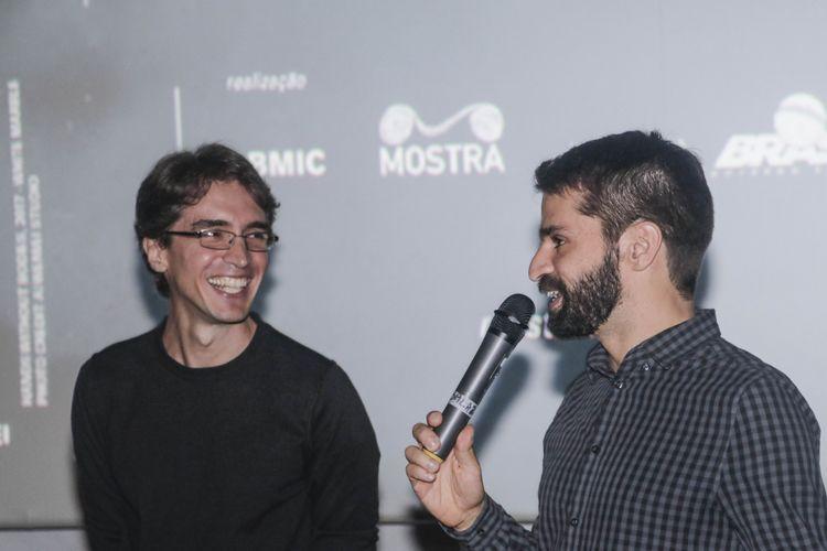 Espaço Itaú de Cinema – Frei Caneca 1 / Caio Cavechini e Carlos Juliano Barros, diretores do filme Cartas Para Um Ladrão de Livros, apresentam a sessão