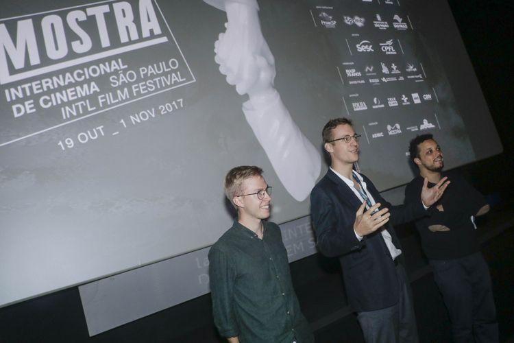 Espaço Itaú de Cinema – Frei Caneca 5 / Hanno Dall, diretor de fotografia, e Felix Giese, diretor do filme, apresentam a sessão de O Canto do Cisne