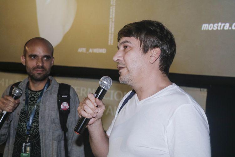 Espaço Itaú de Cinema – Frei Caneca 1 / Fabian Daub, diretor do filme Minha Transilvânia - Vencedores e Perdedores, apresenta seu filme
