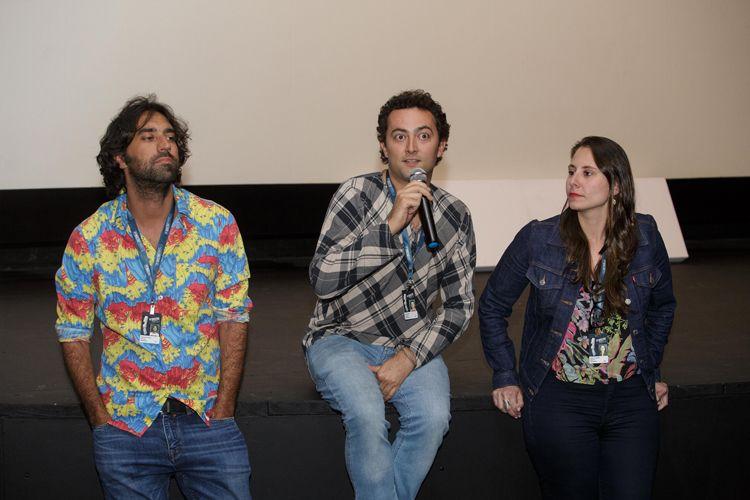Espaço Itaú de Cinema – Augusta 1 / Léo Garcia e Zeca Brito (diretores) e Letícia Friedrich (produtora) apresentam a sessão do filme A Vida Extra-Ordinária de Tarso de Castro