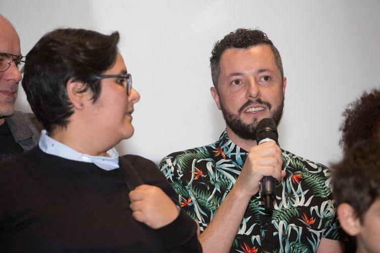 Cinesesc / Marco Dutra, diretor de As Boas Maneiras, apresenta seu filme