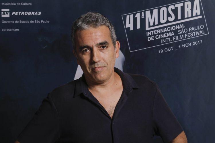 Luís Urbano, produtor e membro do júri da 41ª Moatra